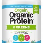 Orgain Organic Plant Based Protein