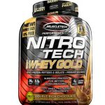 Muscletech Nitro Tech 100 Whey Gold
