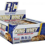Ronnie Coleman Whey Protein Bar
