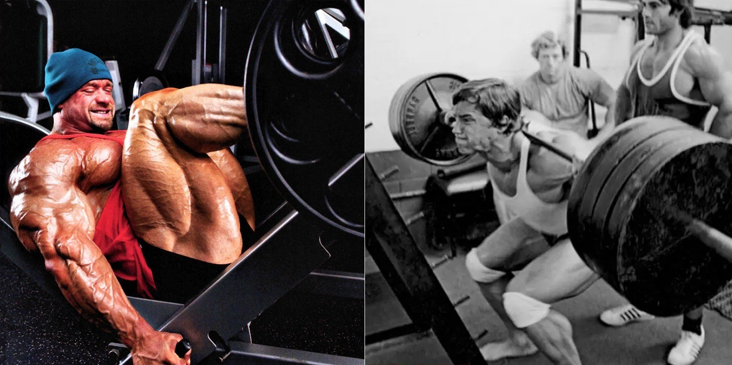 The Squat Vs The Leg Press - Which Exercise Reigns Supreme – Fitness Volt