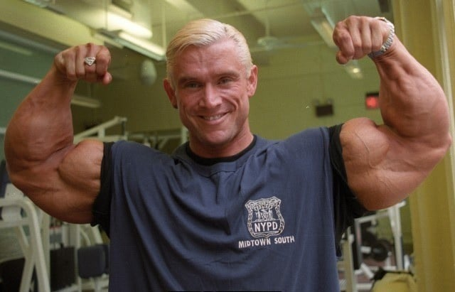 Lee Priest Arm