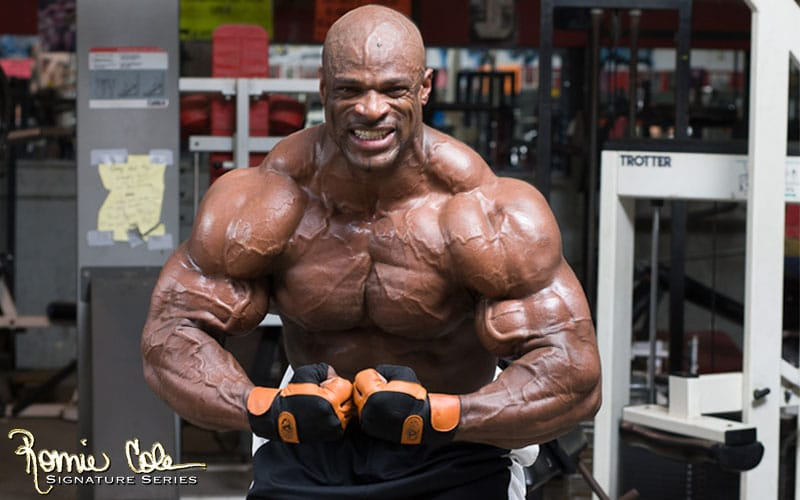 Ronnie Coleman's Superb Suggestions For Getting Shredded