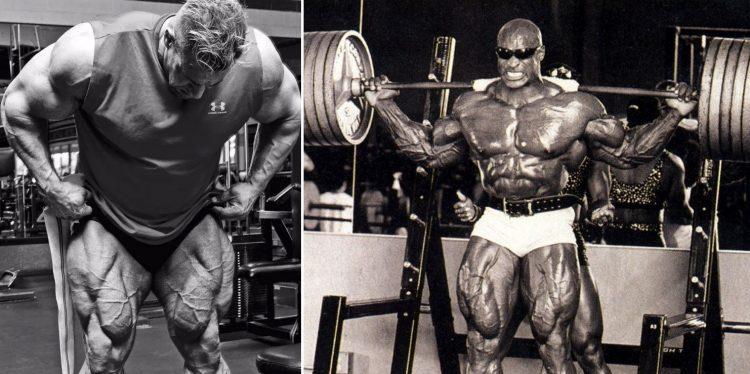 Front Squat vs. Back Squat