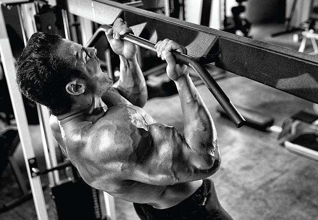Chin Ups Biceps
