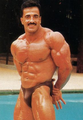 "Samir Bannout ""The Lion of Lebanon"" – Fitness Volt"