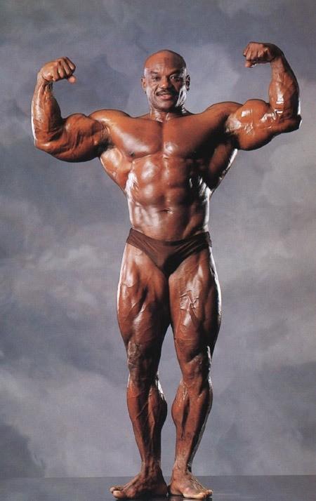 """Sergio Oliva """"The Myth"""" – Fitness Volt Bodybuilding"""