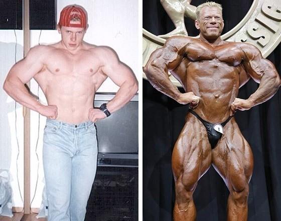 Dennis Wolf – Transformation