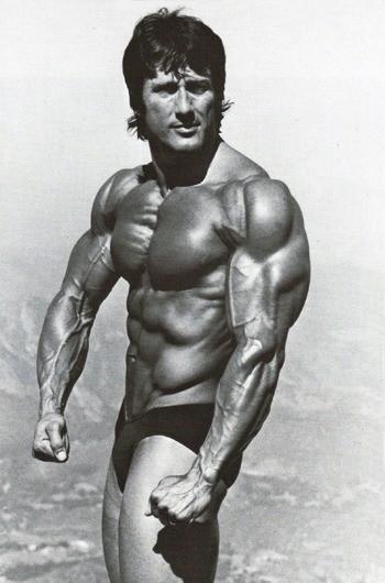 Frank Zane Ectomorph