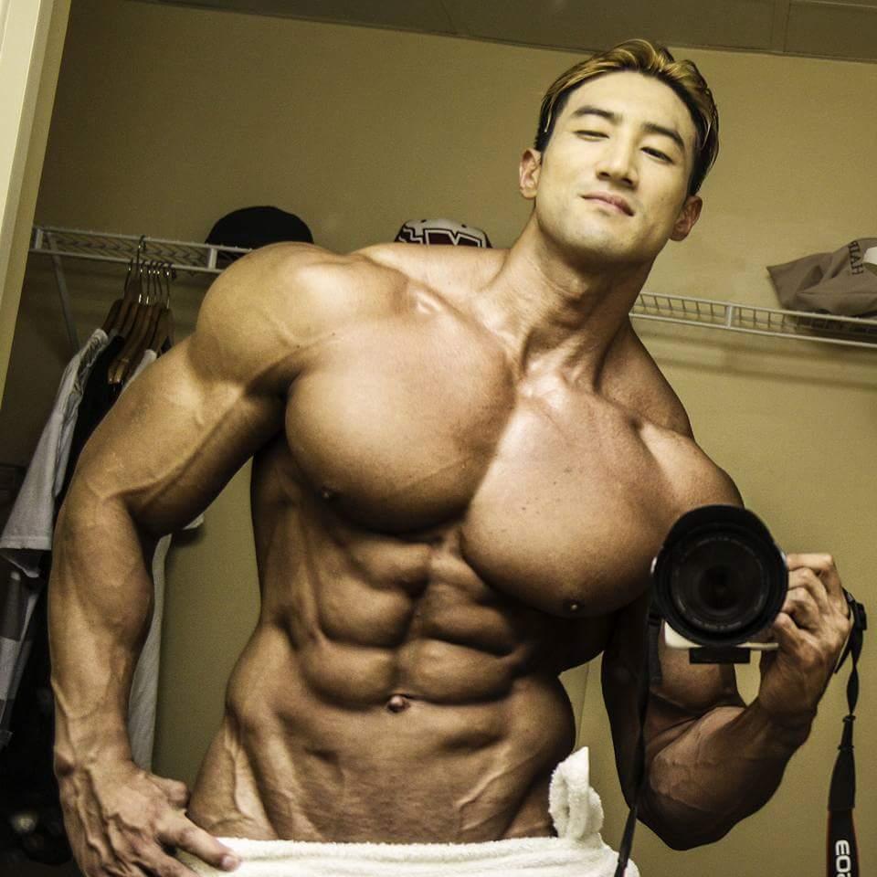 Meet Hwang Chul-soon The 'Asian Arnold Schwarzenegger