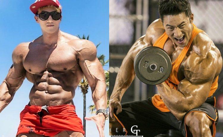 Hwang Chul-Soon The 'Asian Arnold Schwarzenegger.