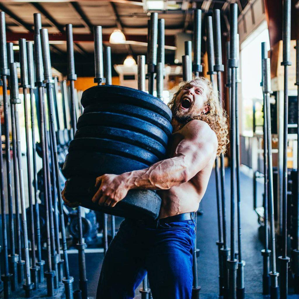 Jon Call aka The Anabolic Acrobat (instagram)