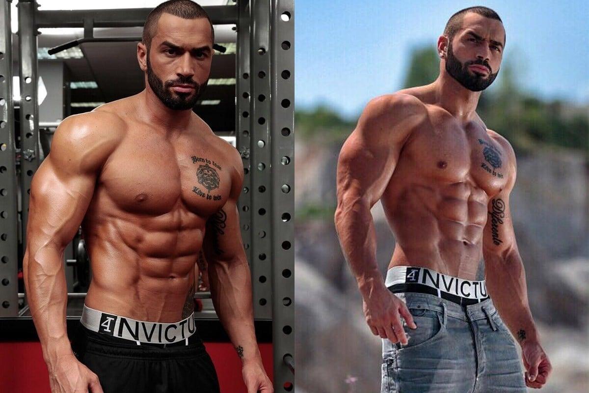 Bulgarian Beast Lazar Angelov Photo Gallery Fitness Volt