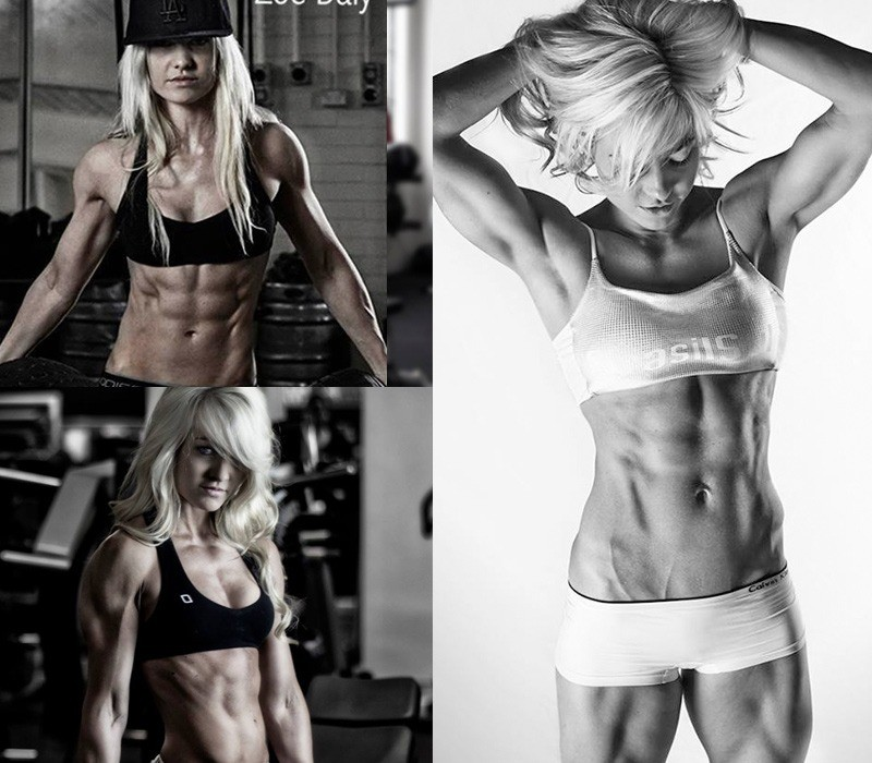 Zoë Daly Fitness Model