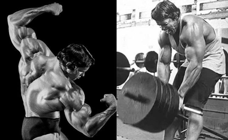 Best Back Exercises: Arnold Schwarzenegger Version