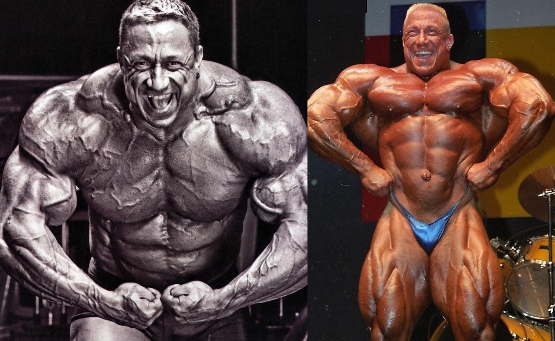 WATCH: Markus Rühl Is Bigger Than Big Ramy? – Fitness Volt