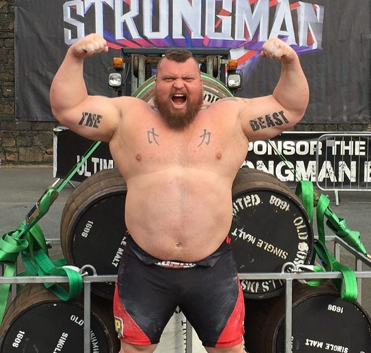 Lovely Strongman Bench Press Part - 8: Fitness Volt