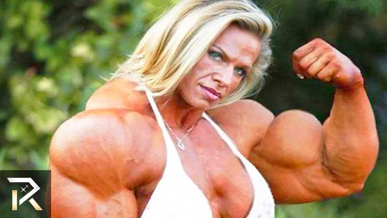 body building female sex