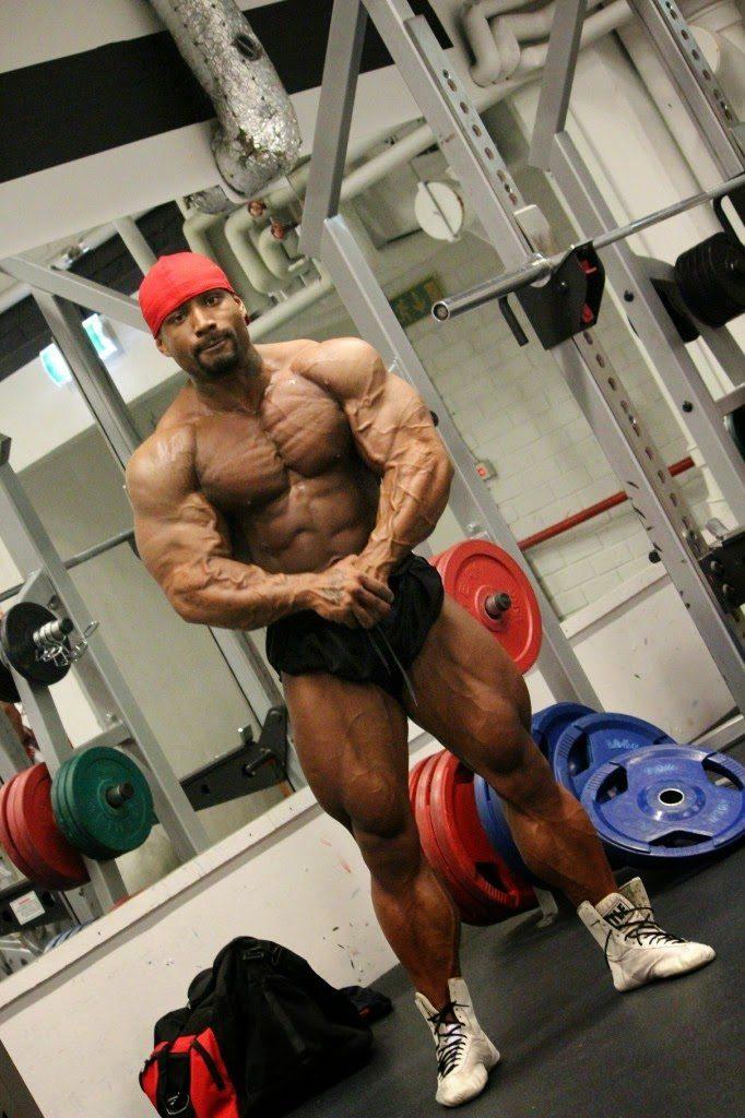 He's  the NPC Bodybuilding Overall Champion and Light Heavyweight champion.