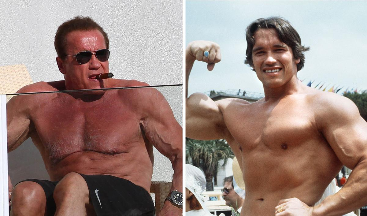 Arnold archives fitness volt bodybuilding fitness news actor and former body building champion arnold schwarzenegger revealed details on his deteriorating body image to malvernweather Image collections