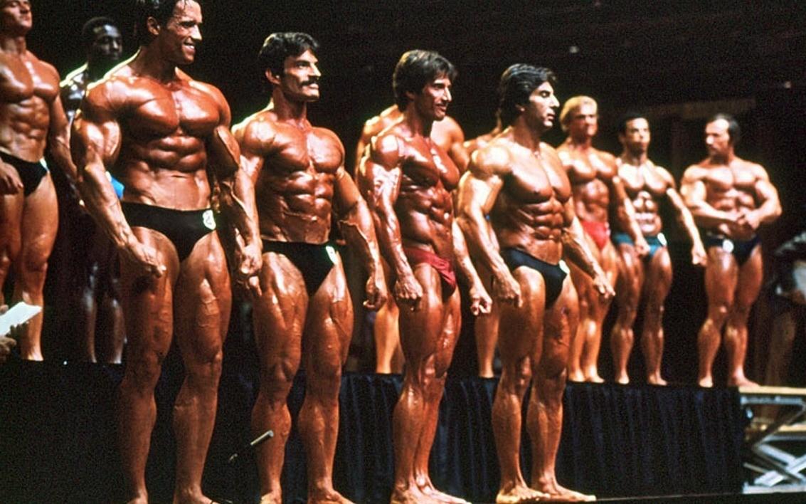 WATCH: Arnold Schwarzenegger At Mr. Olympia 1975 - 1980 ... Arnold Schwarzenegger Quotes