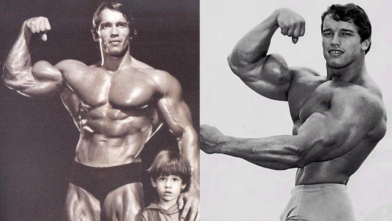 Arnold Schwarzenegger Arm Routine