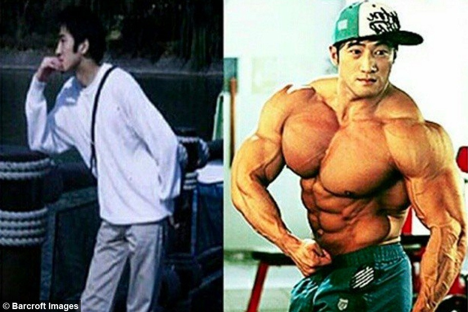 Chul-soon-transformation