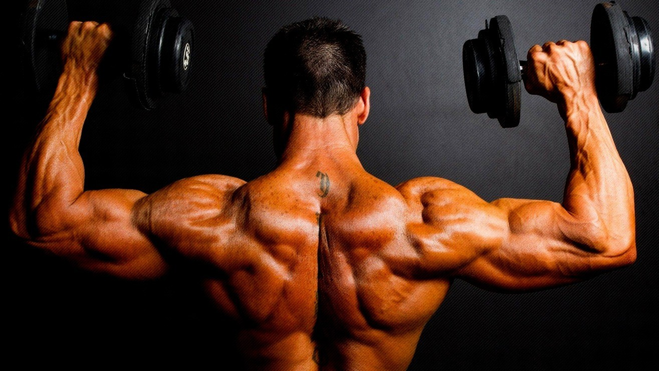 The 8 Best Dumbbell Exercises For Building Muscle Mass – Fitness Volt