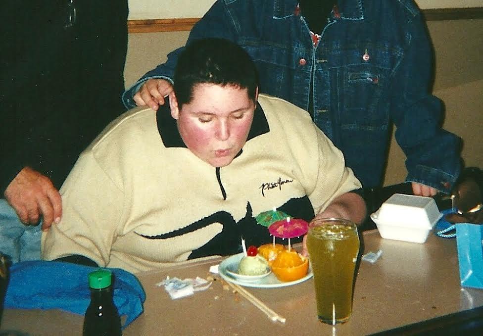 Jordan Grahm Weight Loss