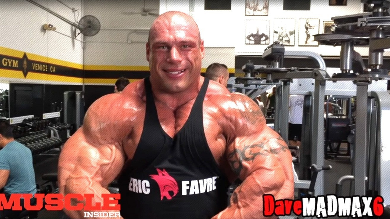 Morgan Aste Rock Solid Arms Workout in the Mecca – Fitness ...