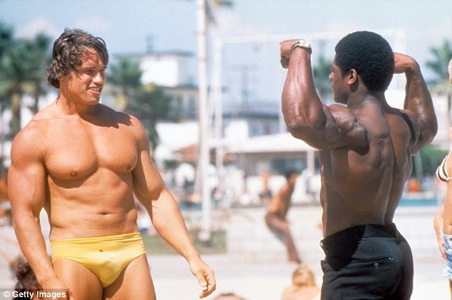 Arnold was a champion bodybuilder in Austria before he immigrated to America.