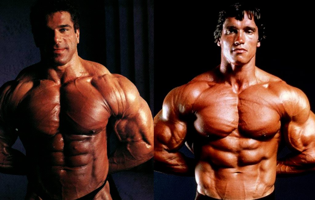 Arnold vs Lou: How Arnold Used Psychological Warfare In The Golden Era