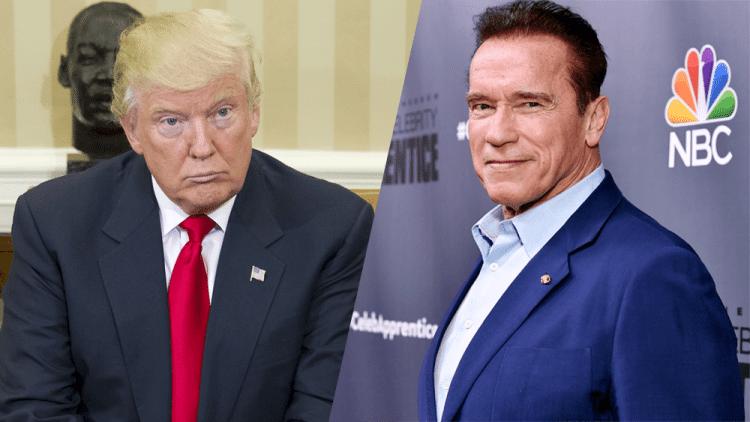 Arnold Schwarzenegger on Trump's Immigration Ban