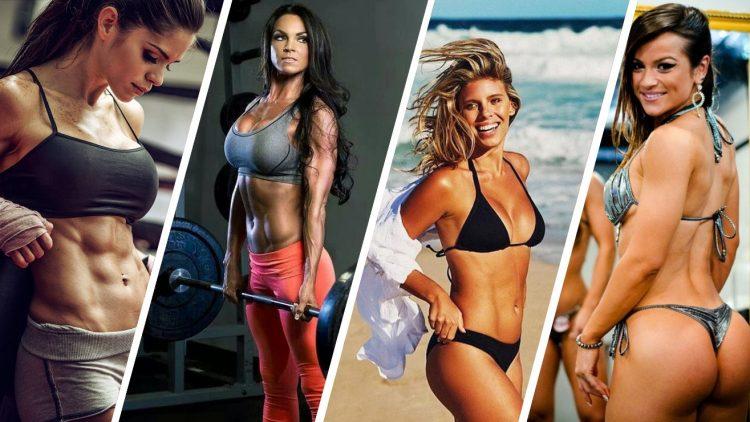 Inspirational Fitness Models