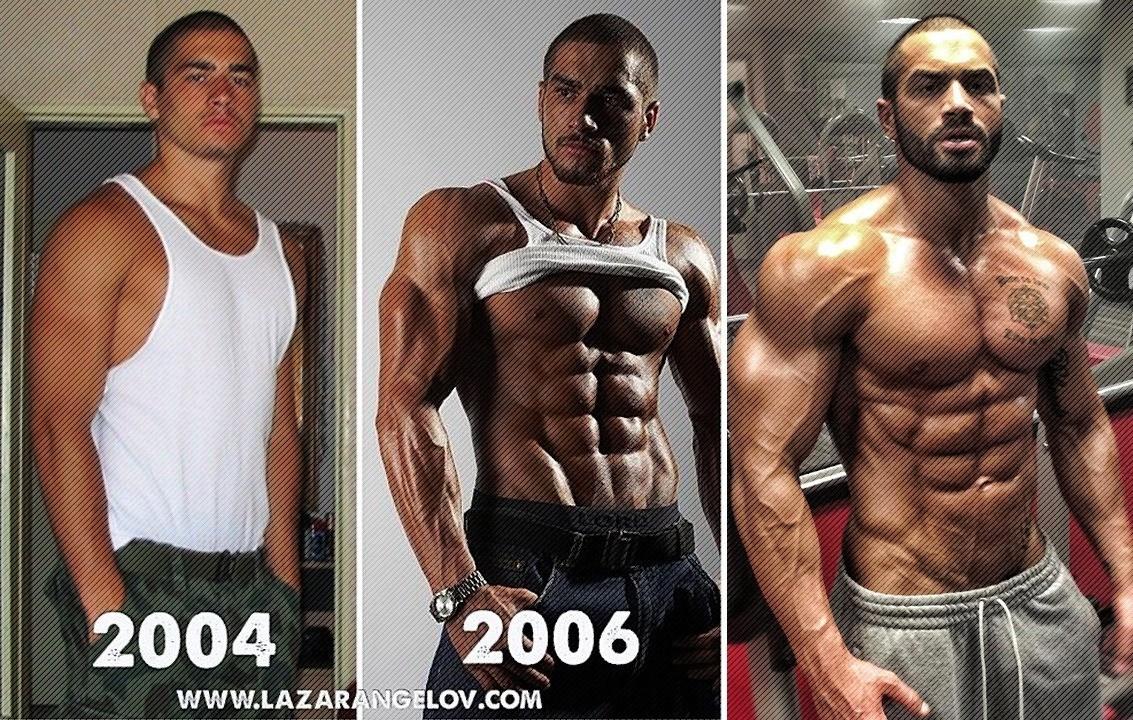 bodybuilder interview steroids