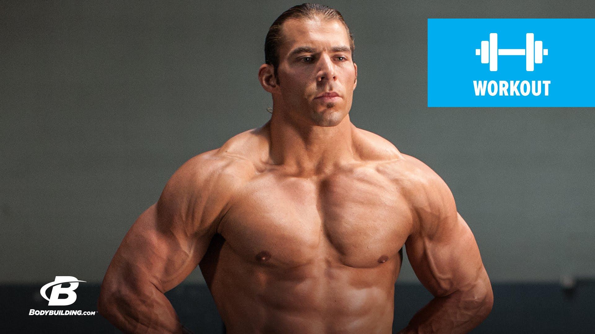 Watch Chest Anatomy Training Program Fitness Volt Bodybuilding