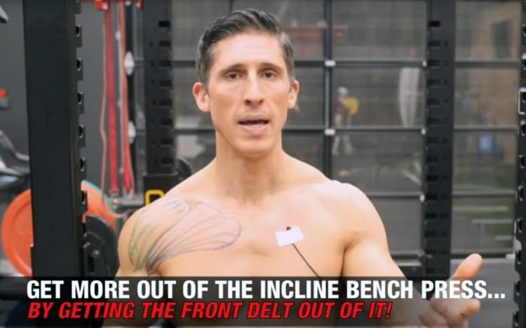 Bench Press for Upper Chest