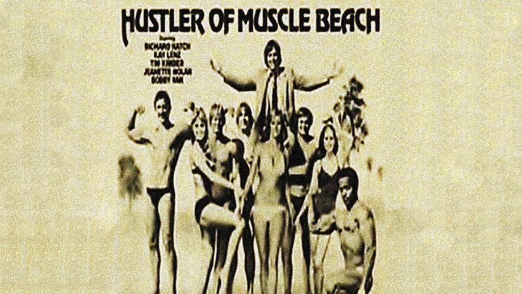 Hustler of Muscle Beach