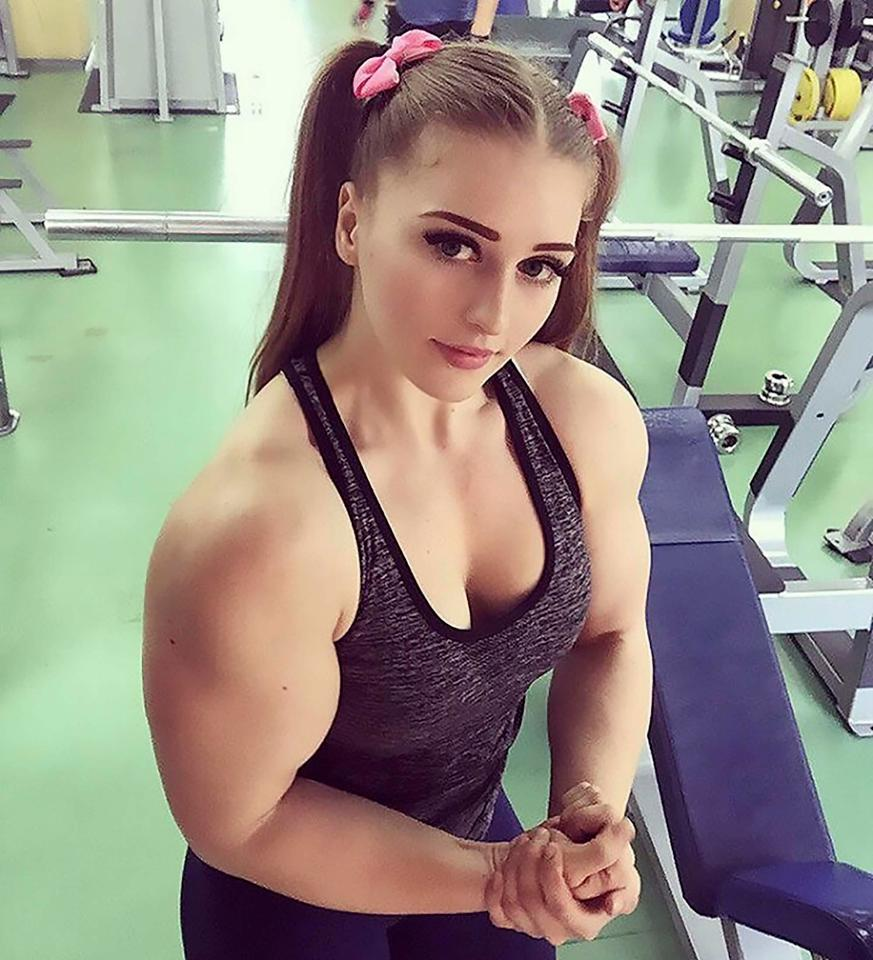 A russian girl called masha has some hardcore 1