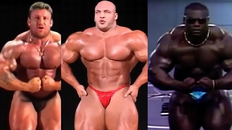 WATCH: Top 5 Big Bodybuilders - Offseason Mass Monsters