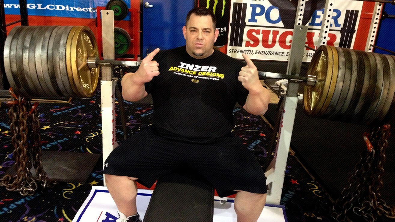 Watch Tiny Meeker Bench Press 1102lbs And Wants More