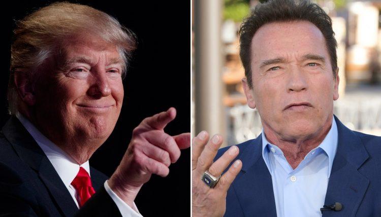 Trump slams Schwarzenegger