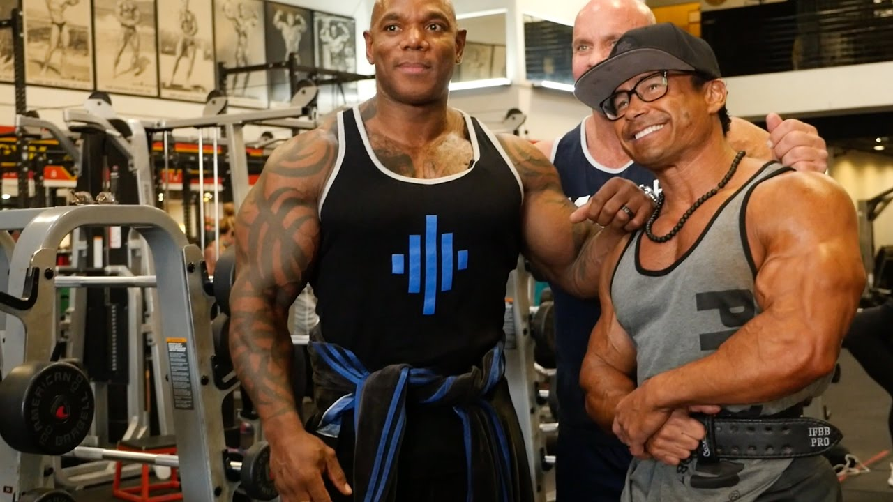 In Muscle Building Science