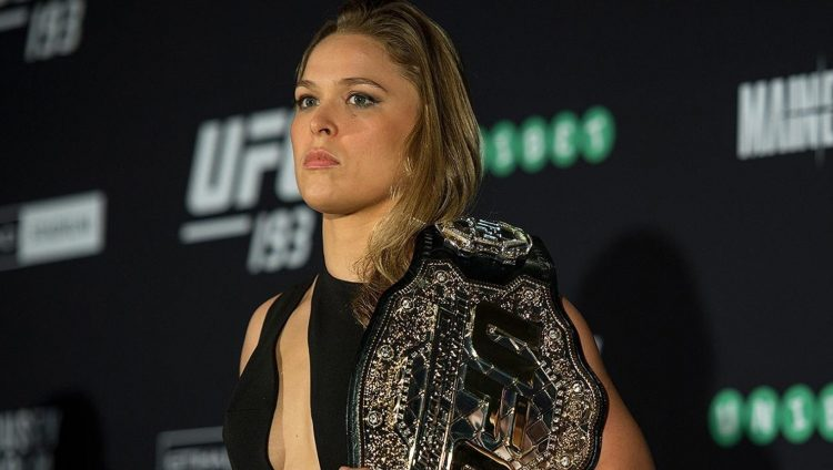 Ronda Rousey's Not Fighting Again