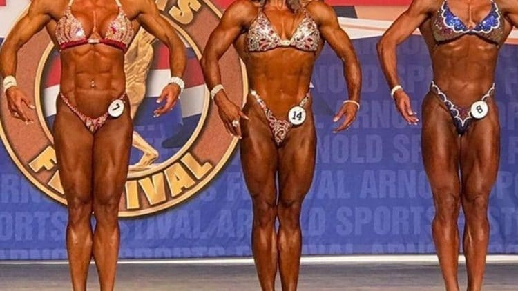 2017 Arnold Classic Figure Results