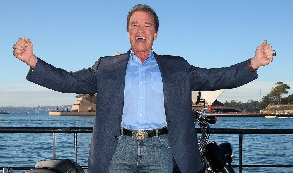 Arnold Trust Yourself
