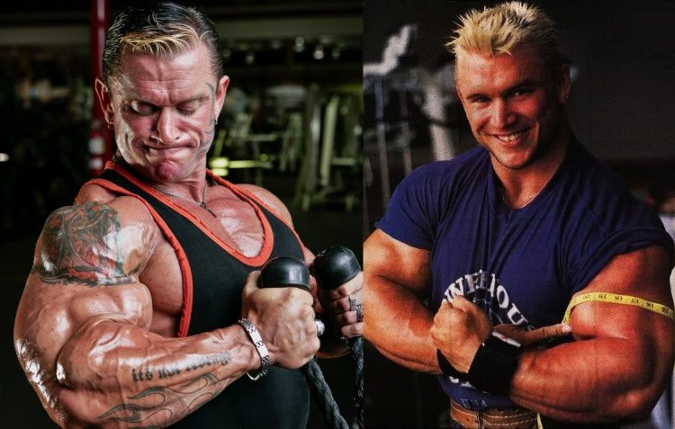 Leaving Humanity Behind: Rules of Arms Workout By Lee Priest