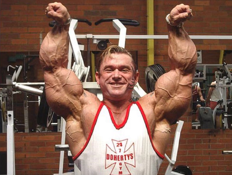 Image result for lee priest forearms