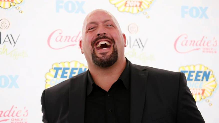Big Show's recent physique is indeniably impressive.