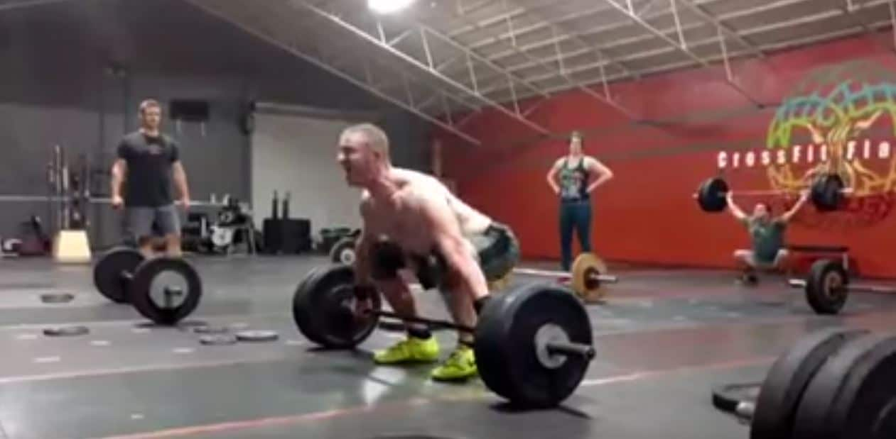 Crossfit Goes Terribly Wrong