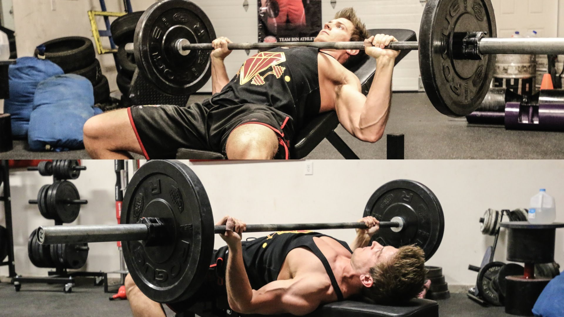 Image result for Incline Barbell Bench Press